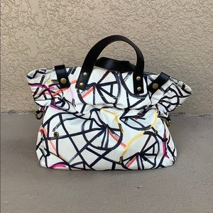Authentic Fossil Tote!